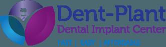 Dent-Plant Dental Implant Center practice logo
